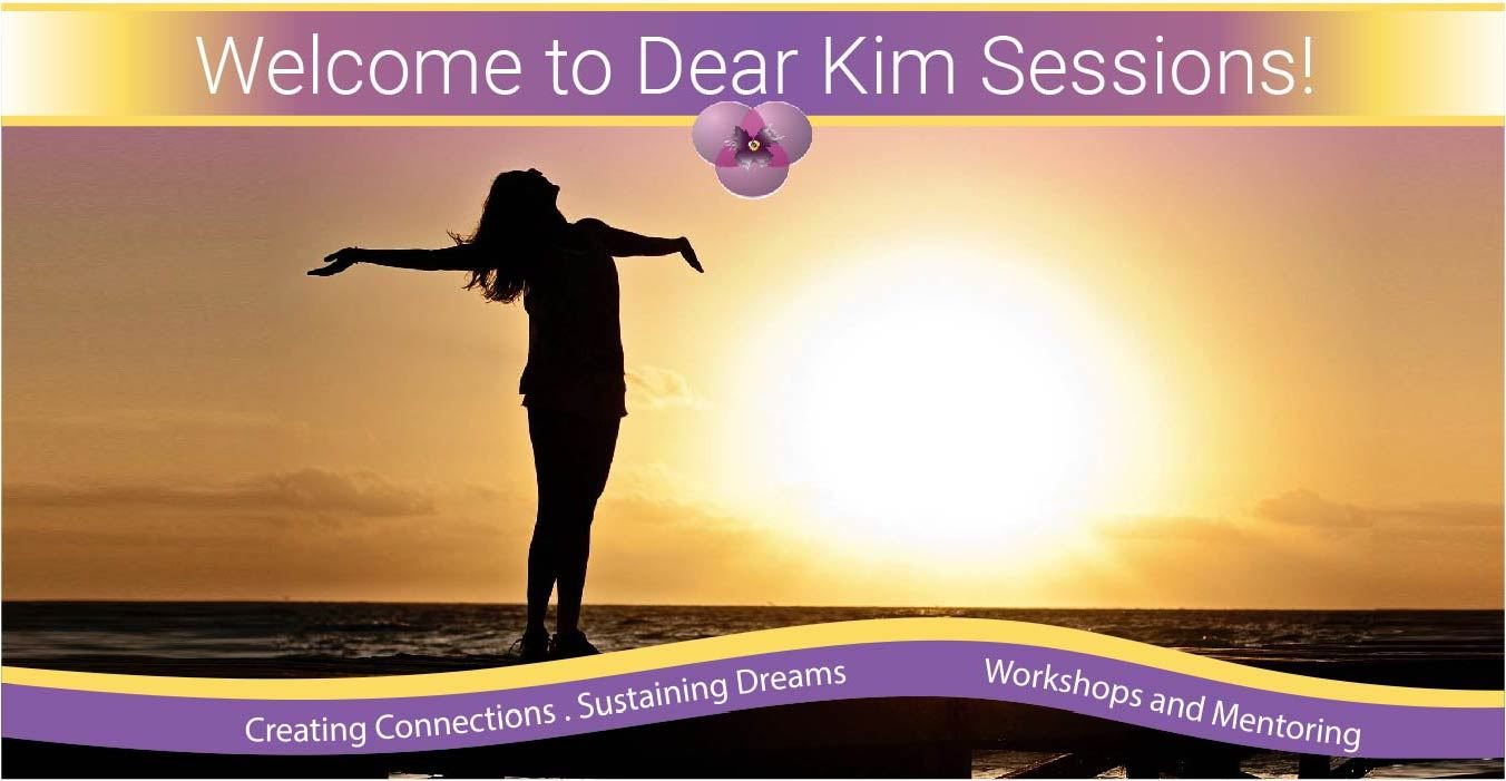 I want to learn more about the Dear Kim Sessions!!!